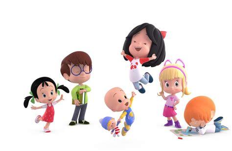 imagenes de la familia telerin en navidad clan emitir 225 cleo cuquin la serie de animaci 243 n basada en