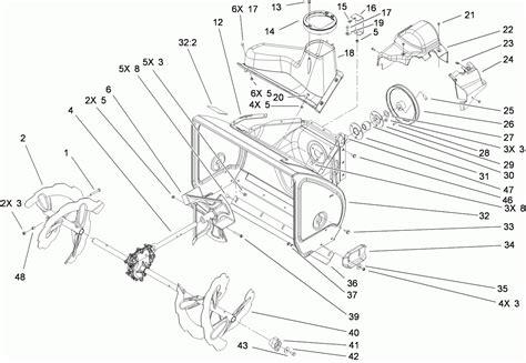 deere 826 snowblower parts diagram toro parts power max 1028 lxe snowthrower regarding