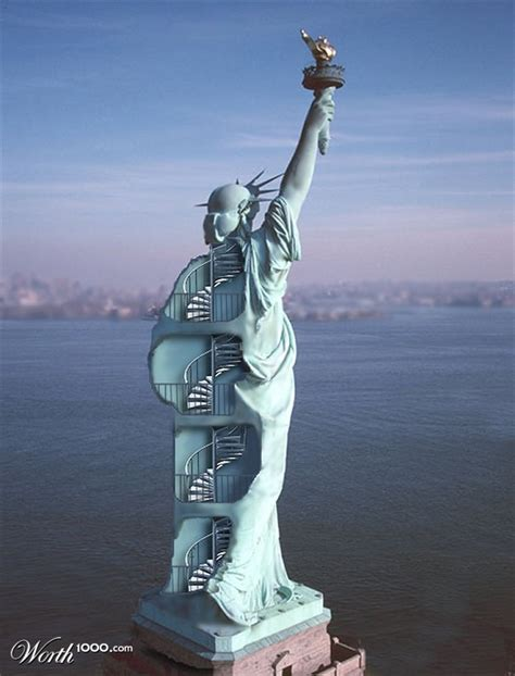 Home Interior Themes by Inside Statue Of Liberty Stairs Desktop Backgrounds For
