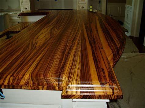 Wood Plank Countertops by Premium Wide Plank Wood Gallery Custom