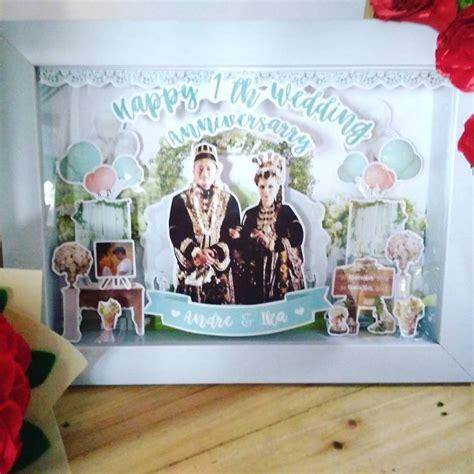 jual scrapframe foto pernikahan kado wisudaku
