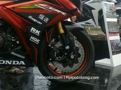 Modification Cbr 150 New by Motoroado Modification All New Honda Cbr150r