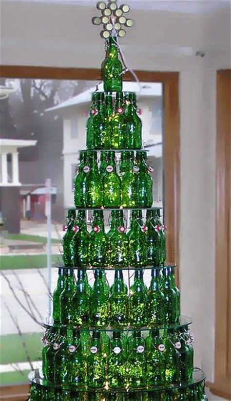 christmas trees at wilkinsons get wacky and crafty with pattiewack glass bottle tree