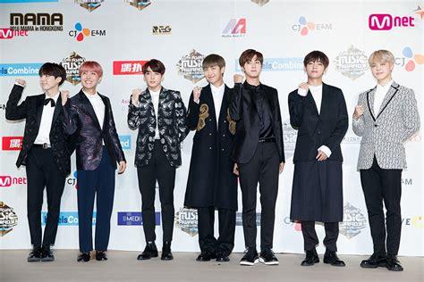 bts mama gwiazdy na czerwonym dywanie 2016 mnet asian music awards