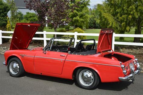 datsun 1600 roadster parts no reserve 1967 5 datsun 1600 roadster for sale on bat