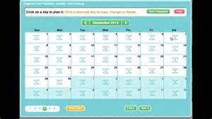 Calendar In Sheets Creating An Sign Up Sheet Or Volunteer Calendar