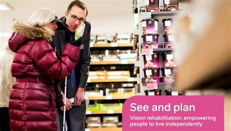 Vision Detox Uk by Richmond Sees The Need To Provide Vision Rehab Rnib