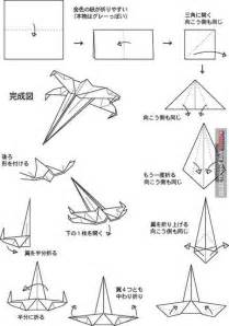Origami Hummingbird Step By Step - comment faire un x wing en papier gifts celebrations