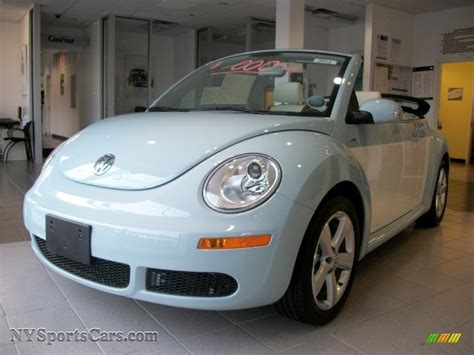 blue volkswagen beetle for sale 2010 volkswagen new beetle final edition convertible in