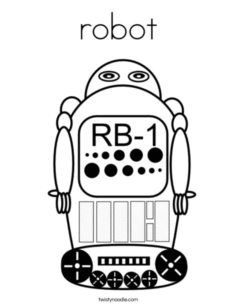 robot coloring pages pdf robot coloring page for kids to print free coloring