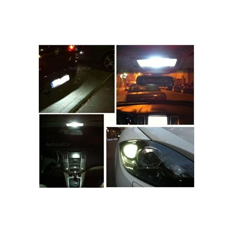 lada led 6w bombilla led canbus h6w bax9s tipo 2 zesfor 174