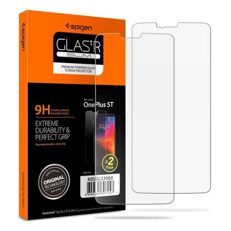 Lp Lens Glass Oneplus 5 5t 1 oneplus 5t tempered glass quot glass tr slim quot 2pack spigen philippines