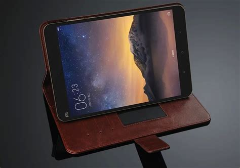 Xiaomi Mipad 2 Mi Pad 2 Rotating Leather Flip Book Cover Casing xiaomi mi pad 2 leather cover for xiaomi mipad 2 7 9 quot tablet pc cases with stand function