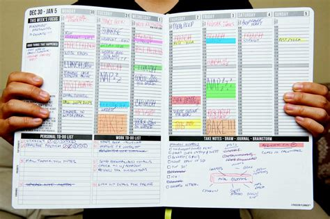 planner com 5 ways to organize your planner effectively future