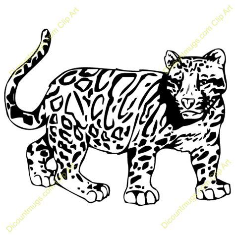 jaguar clipart clipartion