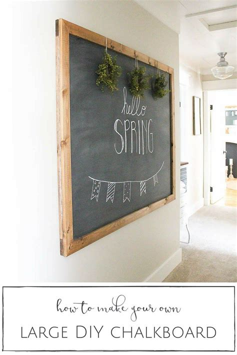 kitchen chalkboard wall ideas best 25 diy chalkboard ideas on pinterest framed