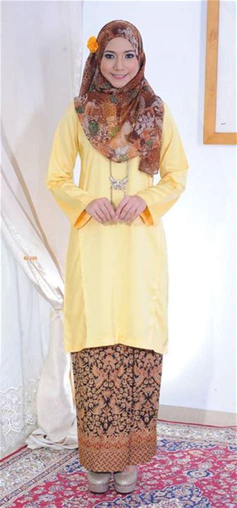 Baju Kurung Moden Kuning Mustard baju kurung kain batik related keywords baju kurung kain batik keywords keywordsking