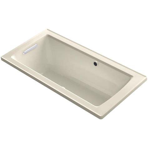 kohler walk in bathtubs kohler archer 5 ft walk in whirlpool and air bath tub in