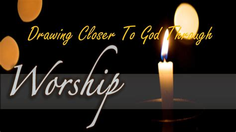 I M Drawing Closer To You by Drawing Closer To God Through Worship