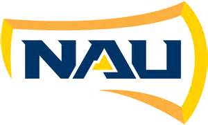 nau colors northern arizona lumberjacks