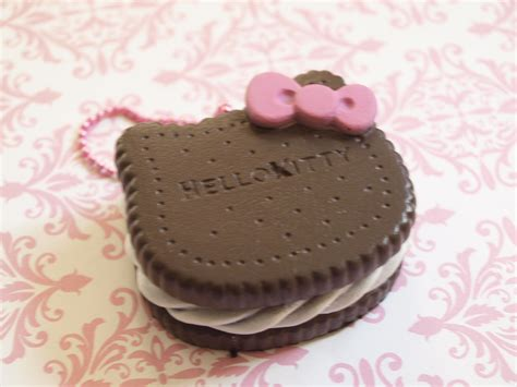 Hello Biscuit Squishy hello chocolate biscuit on storenvy