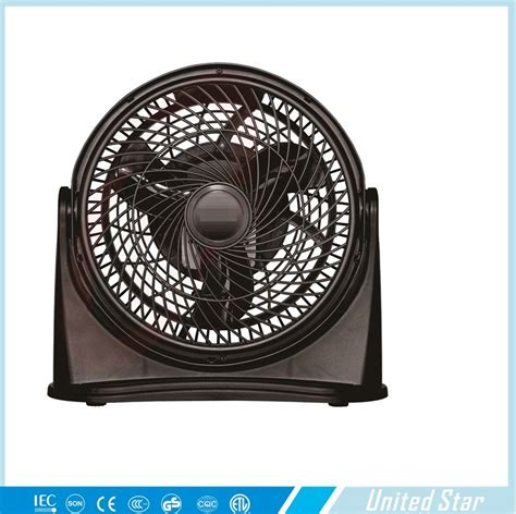 8 Inch Small Box Fan With Wind View 8 Inch Box Fan