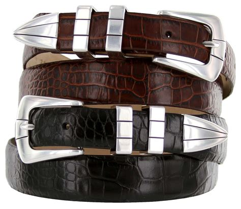 vince italian calfskin leather designer dress belt 1 1 8