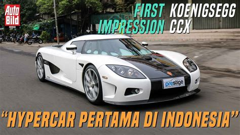 koenigsegg indonesia koenigsegg ccx first impression review auto bild