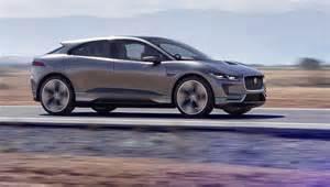 Future Jaguar Jaguar I Pace Concept Greencarguide Co Uk