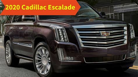 next generation 2020 cadillac escalade 2020 cadillac escalade overview redesign interior