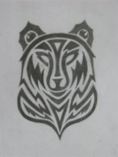 tribal bear claw tattoo best 25 tribal ideas on tribal