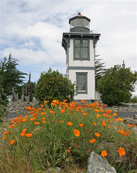 Table Bluff by Table Bluff Lighthouse California At Lighthousefriends