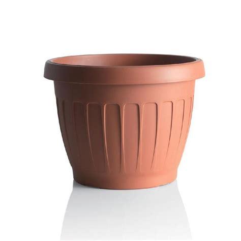 vaso da terra vaso giardino terra tondo plastica bama diametro 70 cm