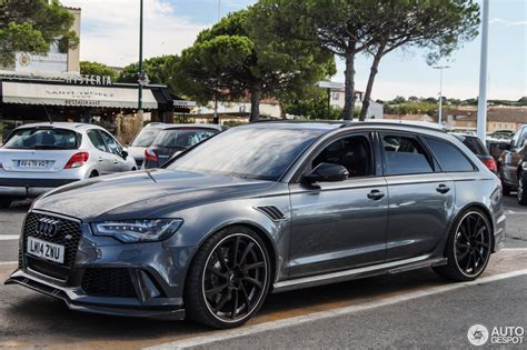 Audi Rs6 R Abt by Audi Abt Rs6 R Avant C7 23 Avril 2016 Autogespot