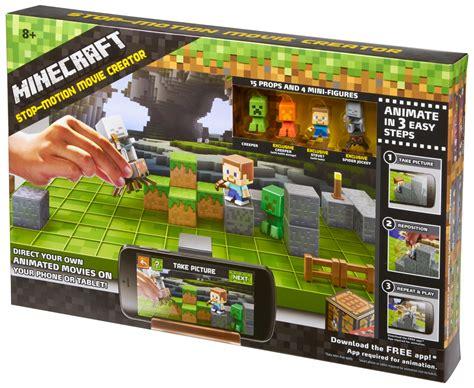 Jeux Vidéo De Minecraft 1903 by Minecraft Stop Motion Animation Studio Toys