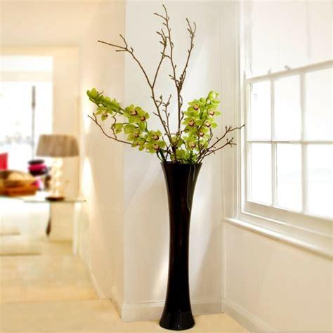 Home Den Decorating Ideas Ausgefallene Wohnaccessoires Mit Bodenvasen Das Zuhause