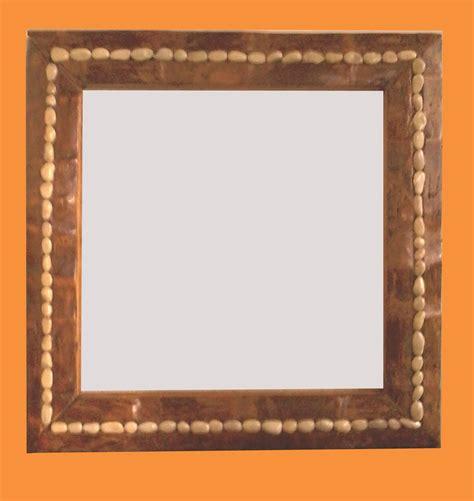 Figura Cermin 8 cermin mix batu alam glugu wood
