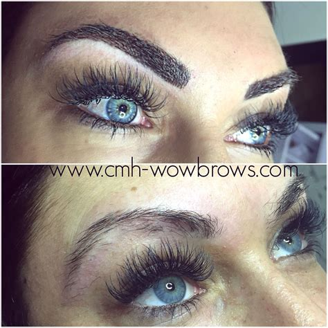 eyebrow feather tattoo newcastle microblading feathering feather touch brows