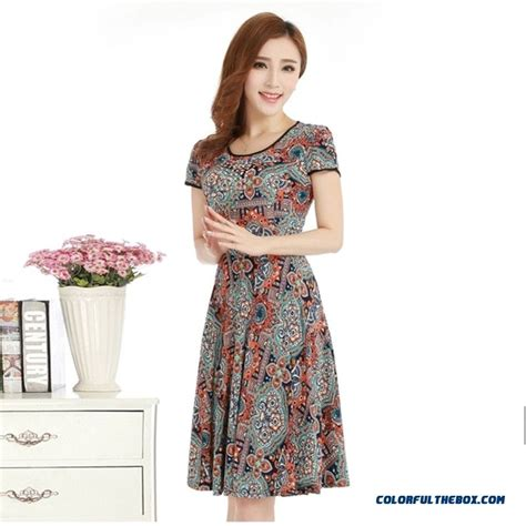 Dress Styles For Middle Age Oriental Women | 31 brilliant middle aged women dresses playzoa com