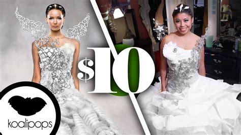 katniss everdeens wedding dress  ten dollars