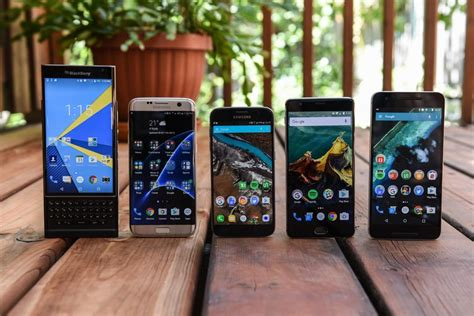 what is the best android best android phones of 2016 android central