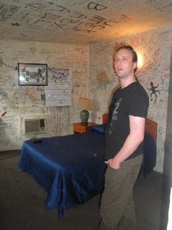 jim morrison room looking onto santa blvd picture of alta cienega motel west tripadvisor