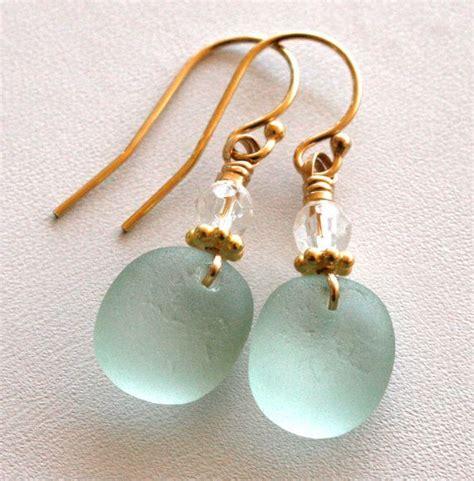 sea glass jewelry ideas 1000 ideas about sea glass jewelry on sea