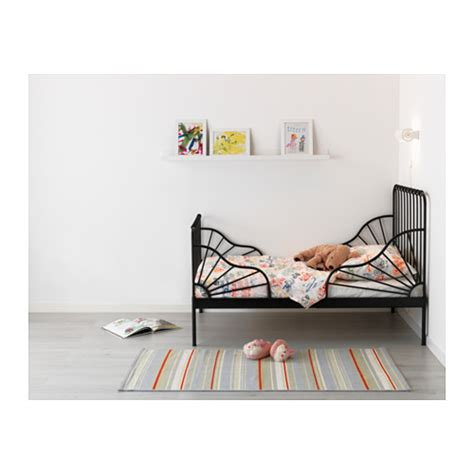 extendable toddler bed ikea minnen toddler bed www imgkid com the image kid