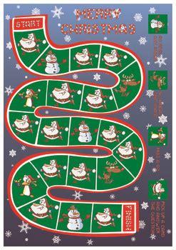 merry christmas board game   calm  teach english tpt
