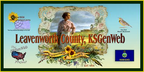 Leavenworth County Records Leavenworth County Ksgenweb