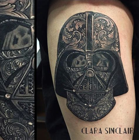 star wars tattoos in honor of star wars weekends at disney