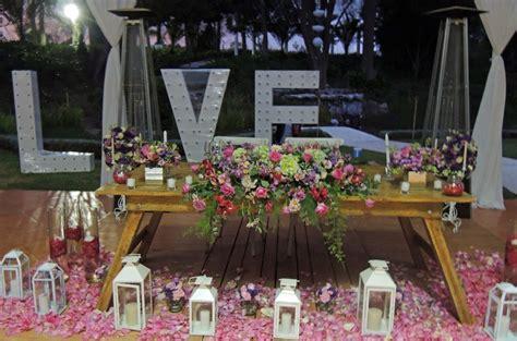 imagenes de arreglos minimalistas galer 237 a de bodas hotel real del bosque