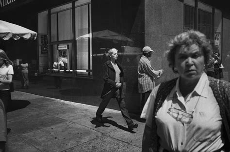 winogrand lindbergh women lindbergh winogrand women on street the eye of photography magazine