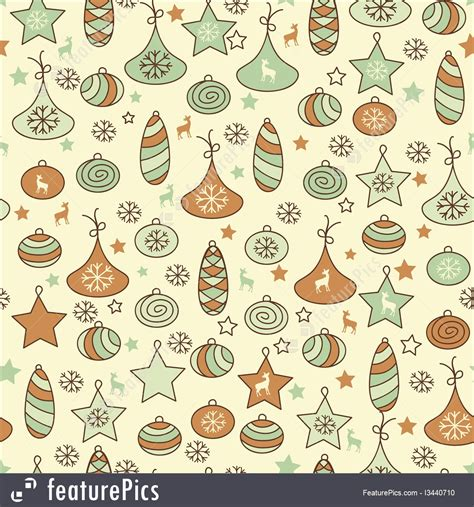 retro christmas pattern vector free vector seamless christmas retro pattern